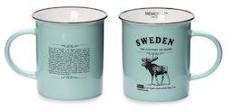 Mugg- Memoriz, Moose Classic, Large, With Story, Mint