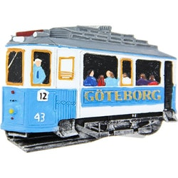 Magnet spårvagn Göteborg