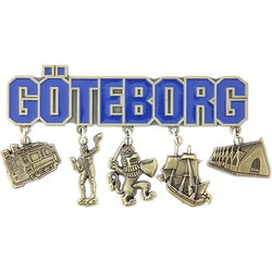 Magnet Göteborg med 5 hängen