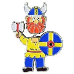 Magnet med fjäder, Viking