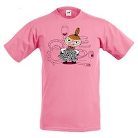 T-shirt: Lilla My/ Rosa, KIDS