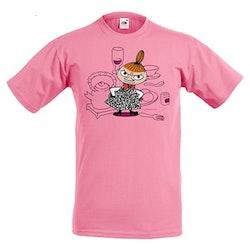 T-shirt: Lilla My/ Rosa, KIDS