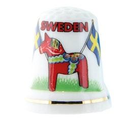 FINGERBORG DALAHÄST SWEDEN