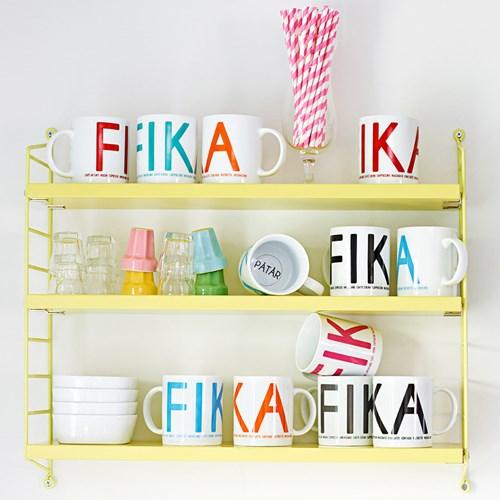 Mugg, FIKA, Turkos