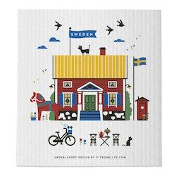 Disktrasa Svenska Hus
