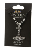 NECKLACE THORS HAMMER