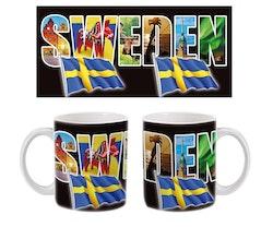 MUGG TEXT SWEDEN