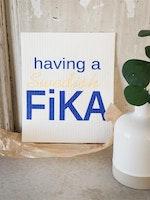 Disktrasa, Swedish Fika