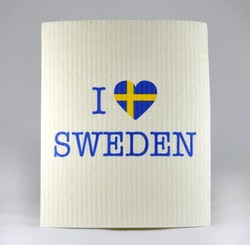 Disktrasa, I love Sweden