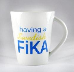 Porslinsmugg, Swedish Fika