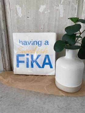 Servetter, Swedish Fika