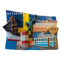 Magnet Göteborg collage