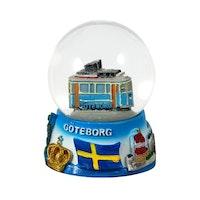 Vattenglob Göteborg Spårvagn 45mm