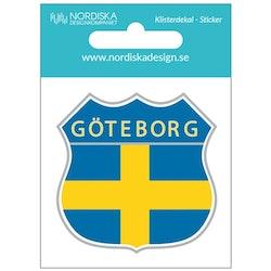 Dekal Sköld Göteborg