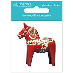 Dekal D-häst