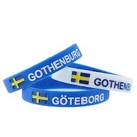 Silikonband Göteborg