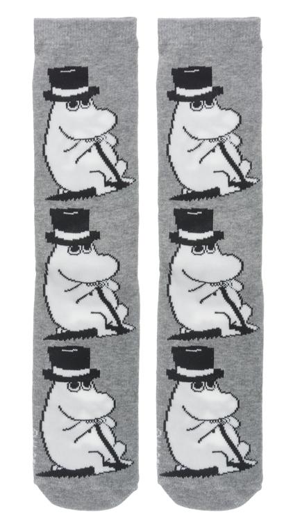 Strumpor: Moominpappa Undrar