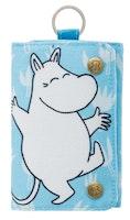 Plånbok: Moomintroll Glad
