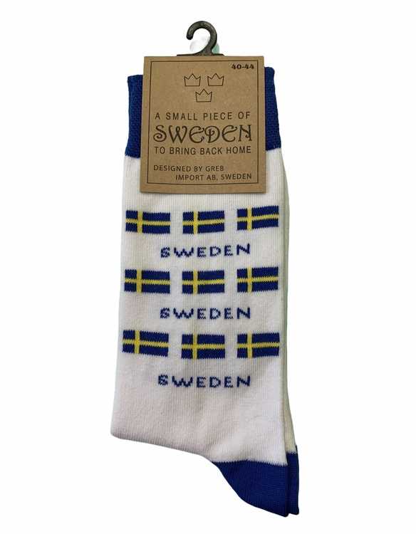 Strumpor flaggor/Sweden