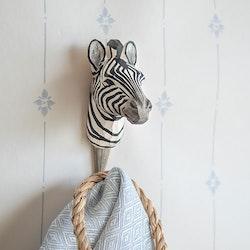 Handsnidad Krok Zebra