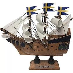 Träskepp 10cm Sverige