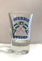 Shotglas Sverige