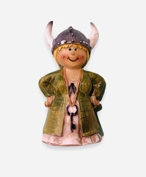 Figur: viking Mamma