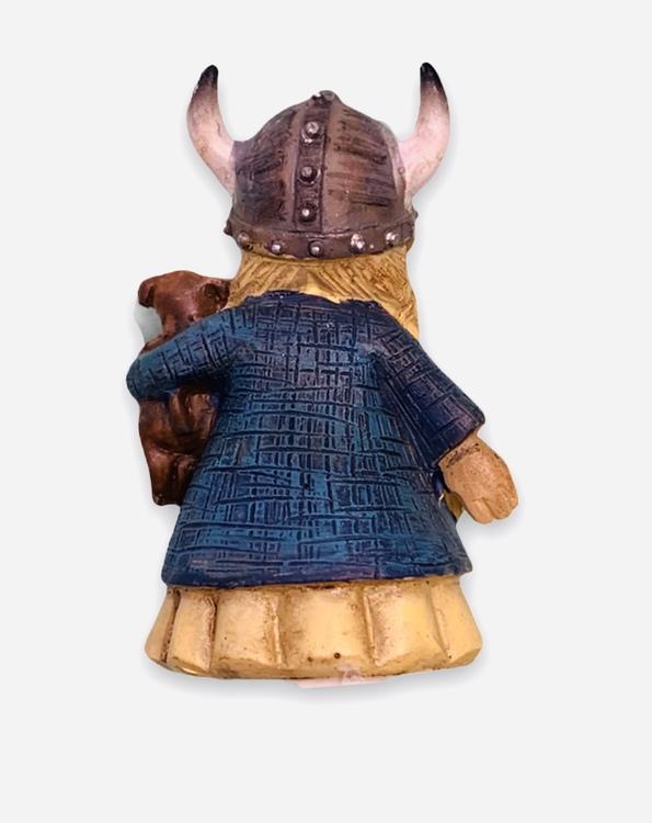 Figur: viking Flicka