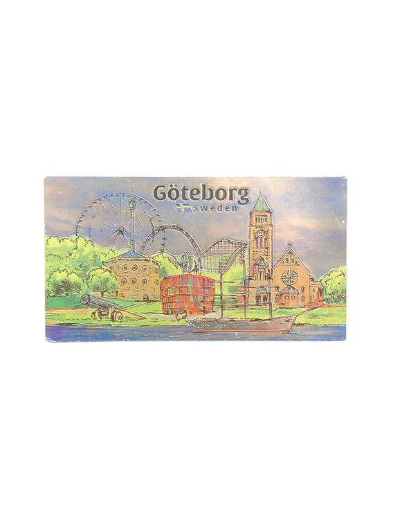 Magnet Göteborg Dubbelsidig