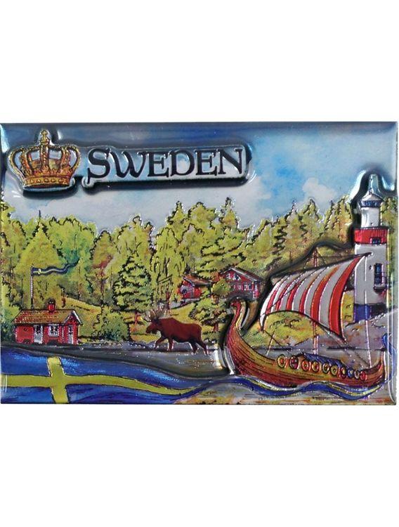 Magnet Sweden 2D