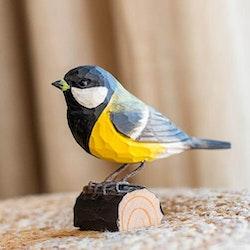 Handsnidad Deco Bird, Talgoxe