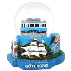 Vattenglob Göteborg Spårvagn 65mm