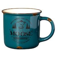 Mugg moose outdoor adventure, Petrol