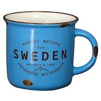 Mugg Sweden backcountry, blå