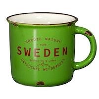 Mugg Sweden backcountry, grön
