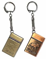 Nyckelring tändare, koppar