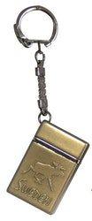 Nyckelring tändare, metall