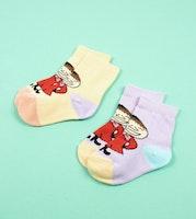 Baby 2 par strumpor: Lilla My