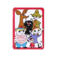 Magnet: Moomin familj