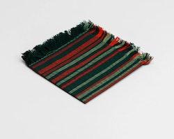 Smörkniv gran & handduk i present ask