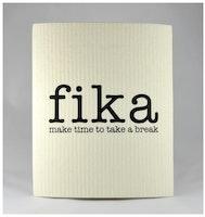 Disktrasa, make time Fika, vit