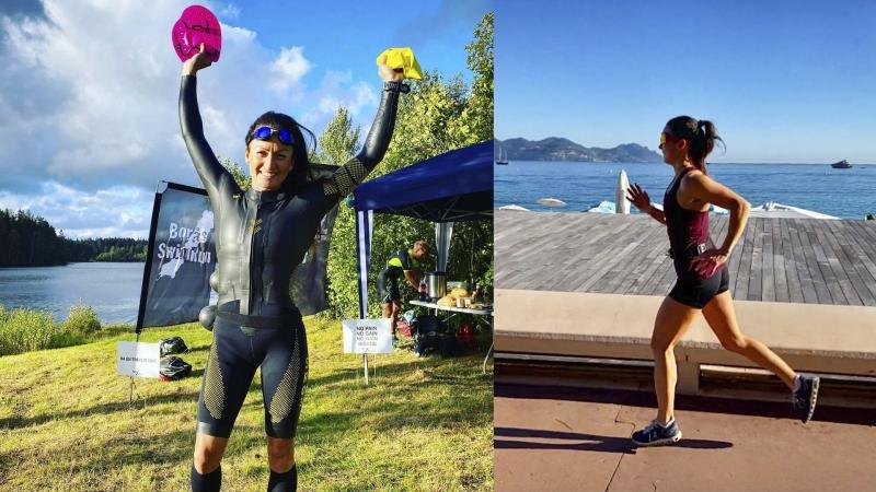 Maratonterese - En driven swimrunner