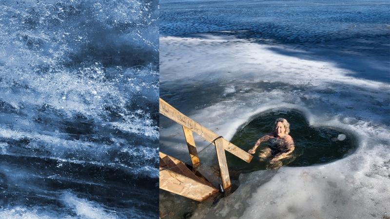Vinterbad - ger det verkligen några hälsoeffekter?