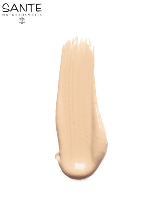Soft Care Foundation 02 neutral beige