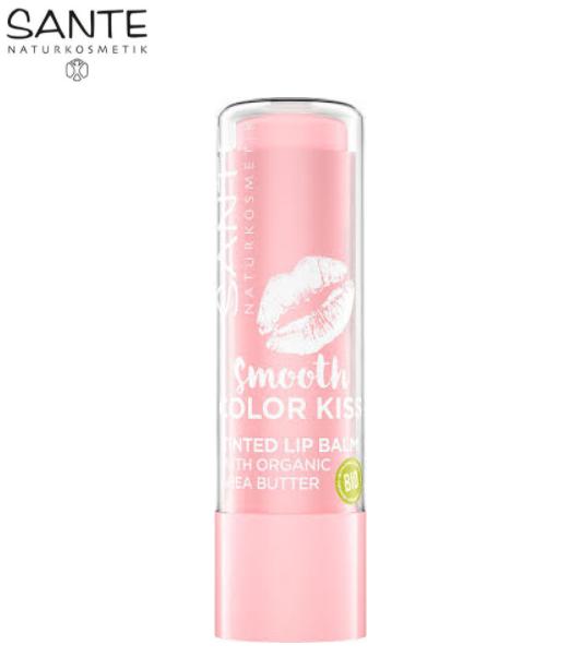 Smooth Color Kiss 04 Soft Rosé