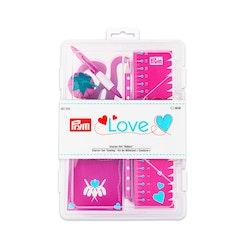 """STARTPAKET """"LOVE"""" Rosa"""