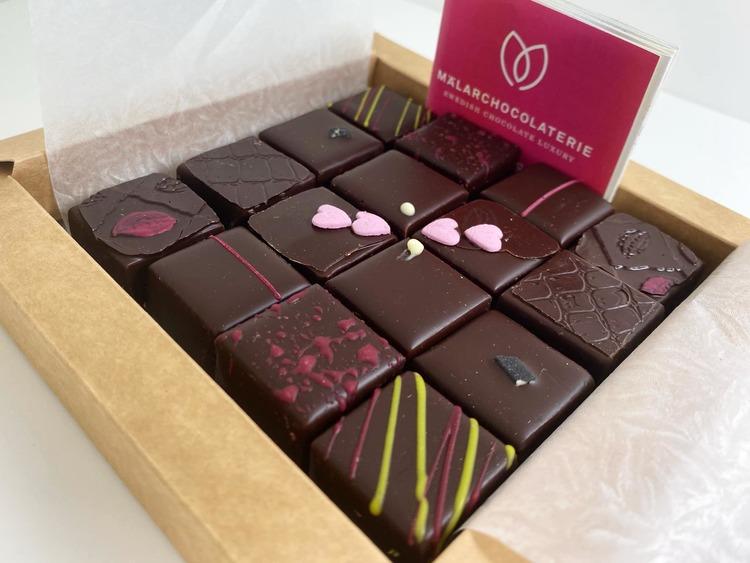 Chokladask 9