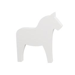 Stående häst i trä