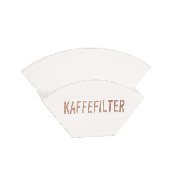 Kaffefilter förvaring
