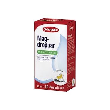 Semper Magdroppar 10 ml - Med bakteriekultur